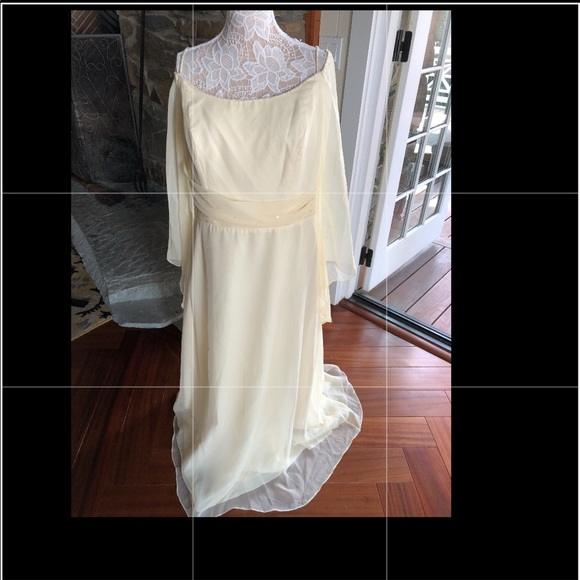 Vintage Dresses & Skirts - Vintage ☀️ sunny gown